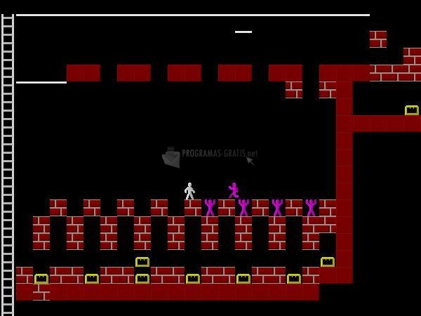 Pantallazo Lode Runner III: Die Hard Levels