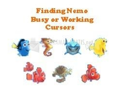 Pantallazo Finding Nemo Busy