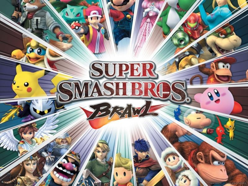 Descargar Super Smash Bros Brawl Gratis Para Windows