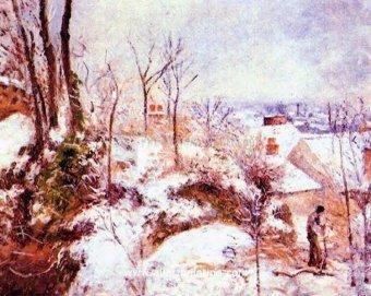 Pantallazo Camille Pissarro Painting Screensaver