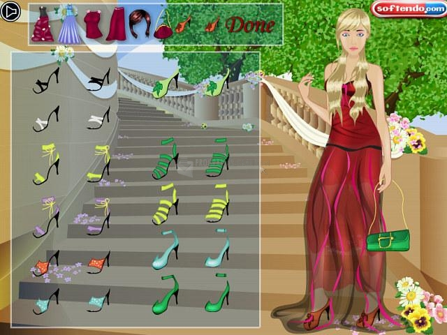 Pantallazo Girl Games Special Occasions