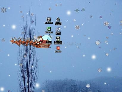 Pantallazo Snow Desktop