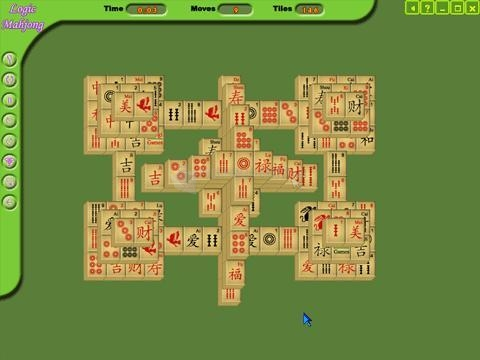 Pantallazo Logic Mahjong
