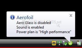 Pantallazo Aerofoil