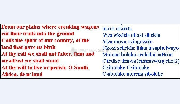 Foto Afrikaans Dictionary