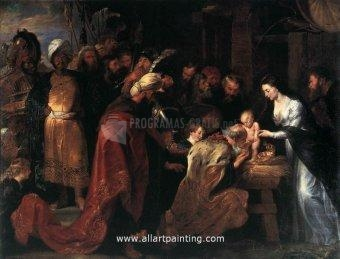 Pantallazo Pieter Paul Rubens Painting Screensaver