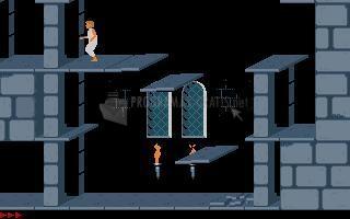 Pantallazo Prince of Persia 4D