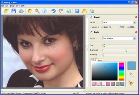 Pantallazo Beauty Studio