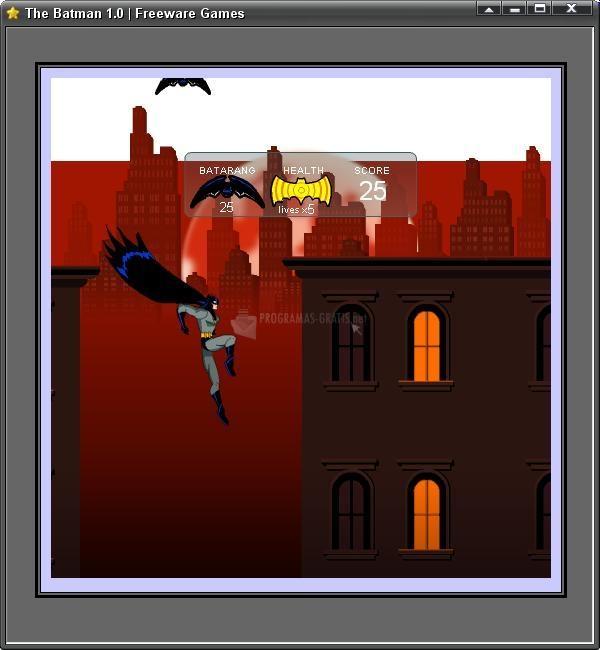 Pantallazo The Batman