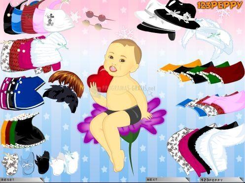 Pantallazo Baby in flower