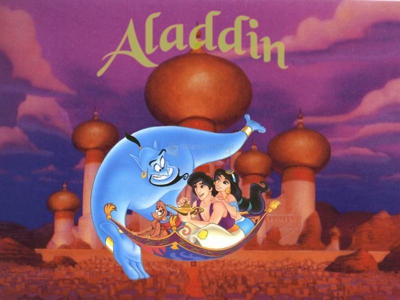 Pantallazo Aladdin