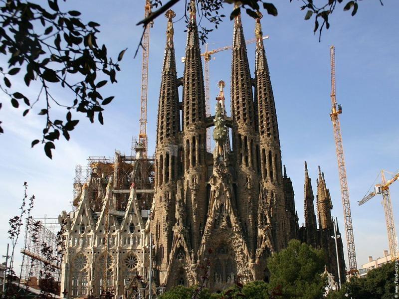 Pantallazo La Sagrada Familia