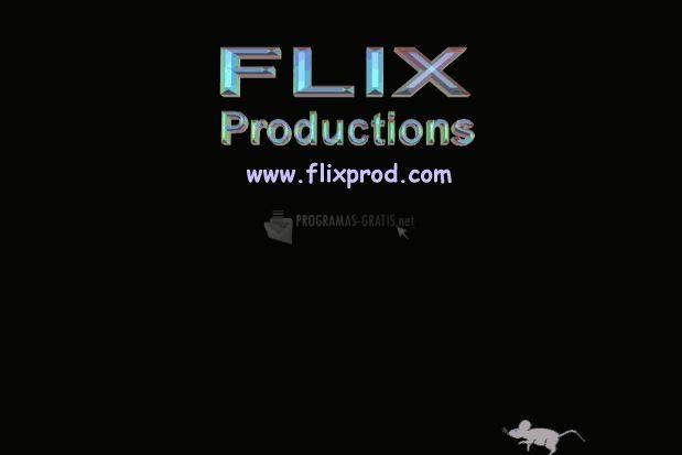 Pantallazo Flix Productions Screensaver #1