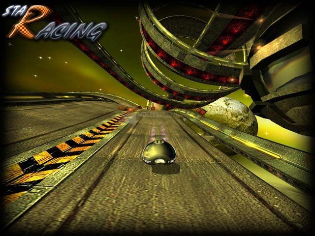 Pantallazo Star Racing