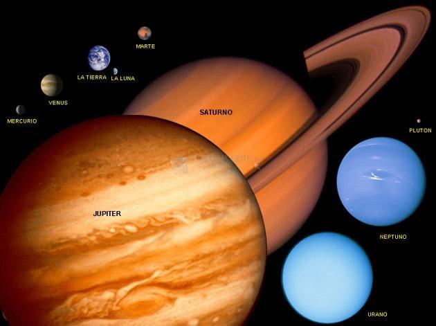Pantallazo Astronomía para niños y niñas
