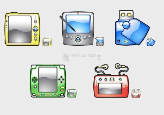 Pantallazo Gadgets Future style