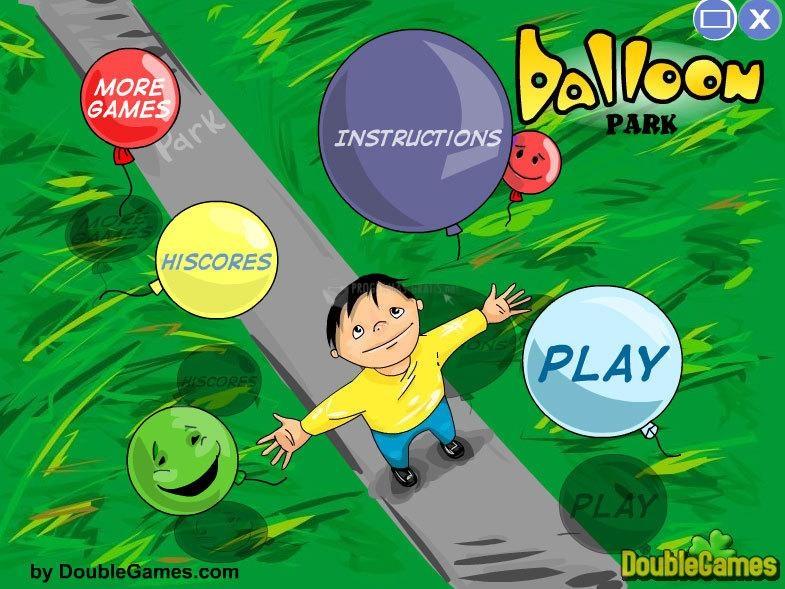Pantallazo Balloon Park