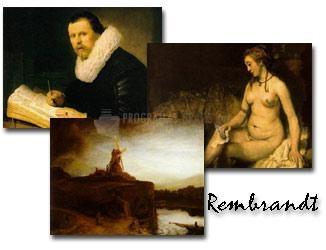 Pantallazo Rembrandt Screen Saver