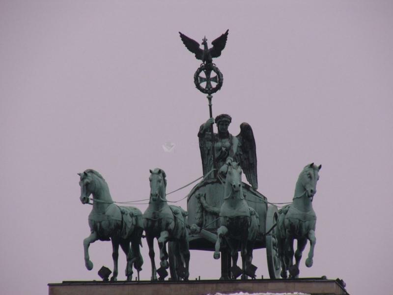 Pantallazo Puerta de Brandemburgo