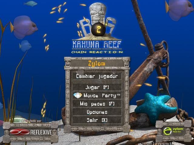 Pantallazo Big Kahuna Reef 2