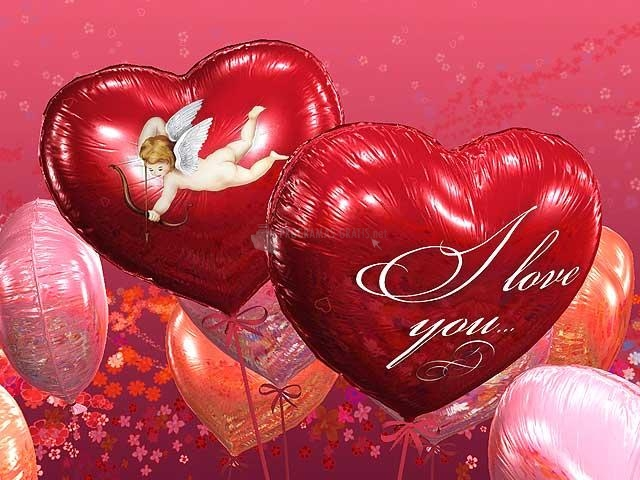 Pantallazo Sweet hearts 3D Screensaver
