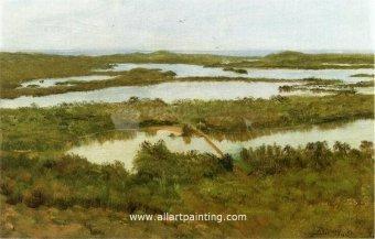 Pantallazo All Albert Bierstadt Paintings
