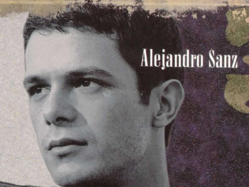 Pantallazo Alejandro Sanz