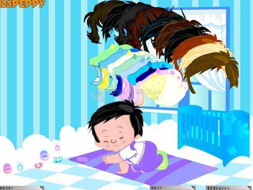 Pantallazo Baby in room