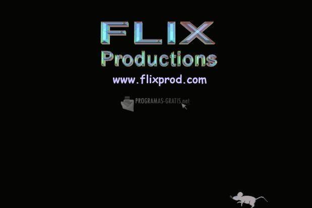 Pantallazo Flix Productions Screensaver #2