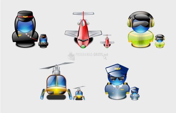 Pantallazo Aviation Lumina Style