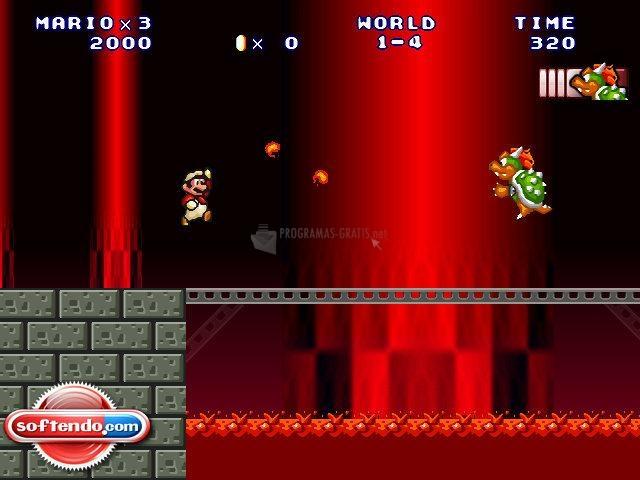Pantallazo Super Mario 3: Mario Forever Advance