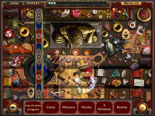 Pantallazo Liong: Los Amuletos Perdidos