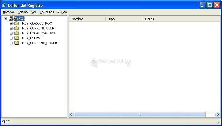 Pantallazo Clear the Internet Explorer