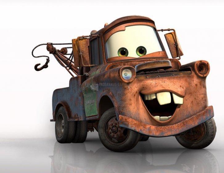 Pantallazo Cars: Tow Mate Mater