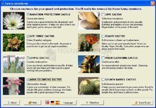 Pantallazo Cactus Emulator