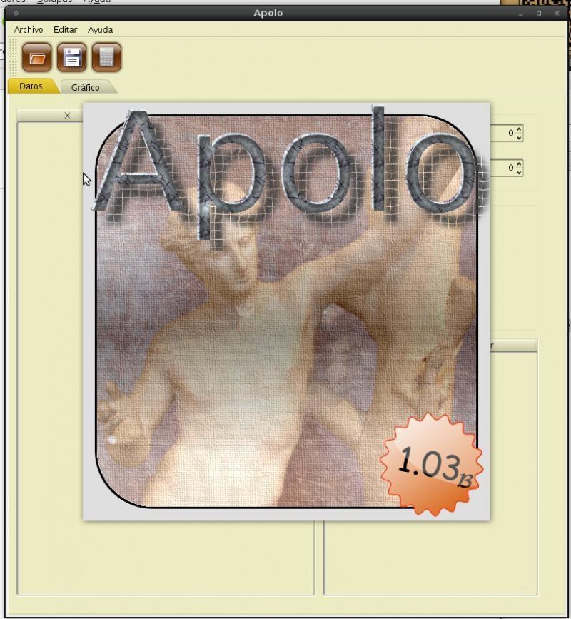 Pantallazo Apolo