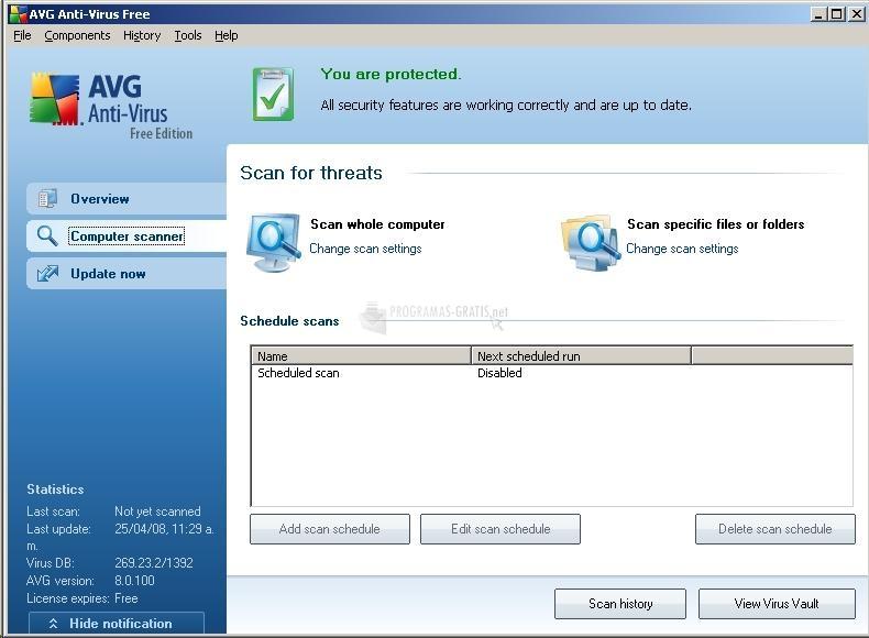 avg pc tuneup 2018 serial keys lifetime free 100