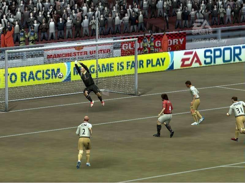 Pantallazo Fifa Online 2