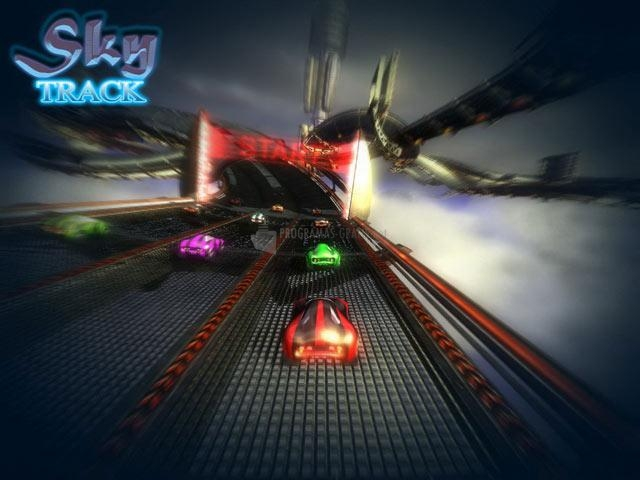 Pantallazo Sky Track