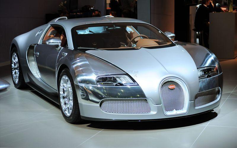 Pantallazo Bugatti Veyron Centenary Special