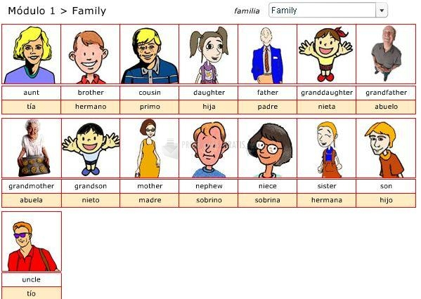 Pantallazo Colour your English