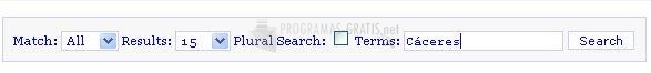 Pantallazo Fluid Dynamics Search Engine