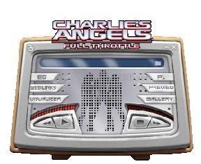 Pantallazo Charlie´s Angels: Full Throttle WMP Skin