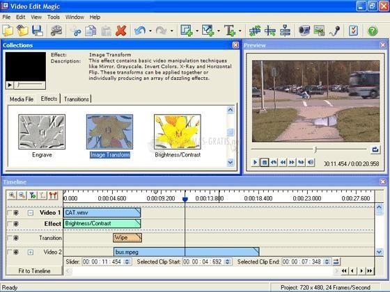 Pantallazo Video Edit Magic
