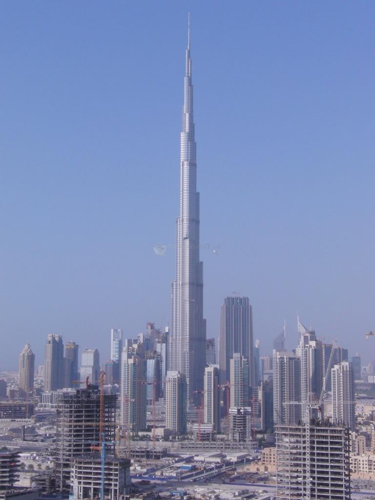Pantallazo Burj Dubai