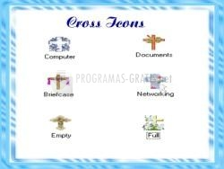 Pantallazo Cross Icons