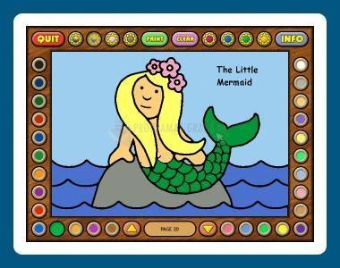 Pantallazo Coloring Book 8: Fairy Tales