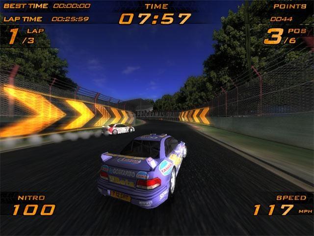 Pantallazo Nitro Racers