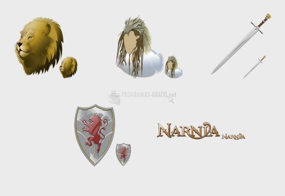 Pantallazo Narnia Icons