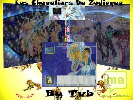 Pantallazo Skin Caballeros del Zodiaco